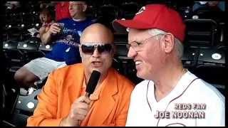 Mets & Reds Fans Brawl! Meet The Matts in Donnybrook!