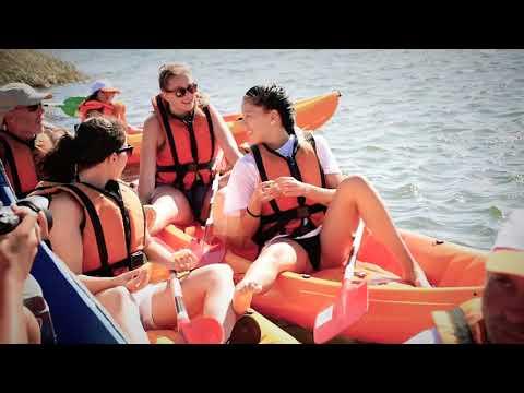IX Passeio de Kayak Bioria pelas Ribeiras de Veiros