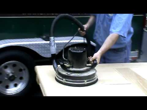 Demo - Gem Industries Orbital Sander by Artisans o...