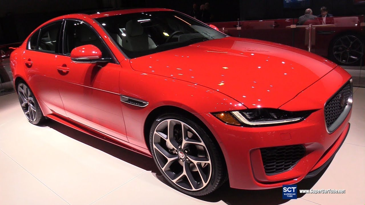 2020 Jaguar Xe R Dynamic Exterior Interior Walkaround Debut