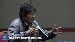 Evo Morales says he won general elections, invites truth commission to investigate
