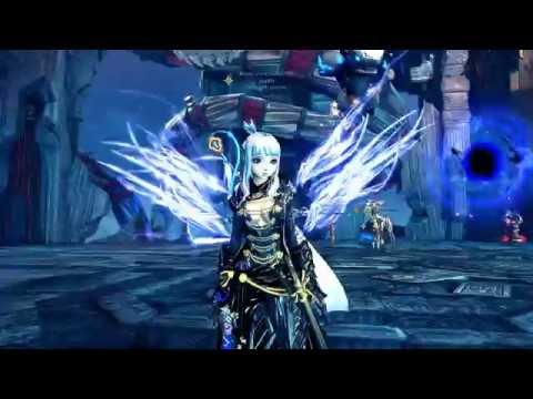 Blade & Soul [NA] - Clan Outfit + Warlock Soulburn [BUG]