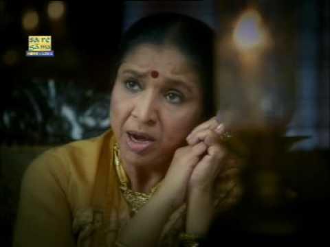 Raat Chup Chap Hai -  Asha Bhosle - Dil Padosi Hai - Album Video [HD]