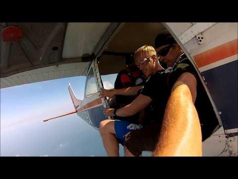 Skydiving @ World Skydiving Center in Kenosha, WI