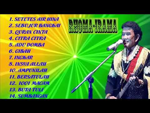 Superstart RHOMA IRAMA 2019 & Full Album RHOMA IRAMA 2019