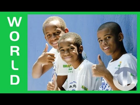"""Fight For Peace"" programme in Brazil 