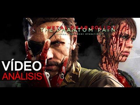 Metal Gear Solid V: The Phantom Pain, Vídeo Análisis