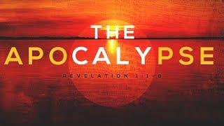 Gambar cover Revelation 1:1-8 | The Apocalypse | Rich Jones