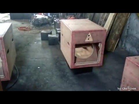mbp46 : ตู้ลำโพง
