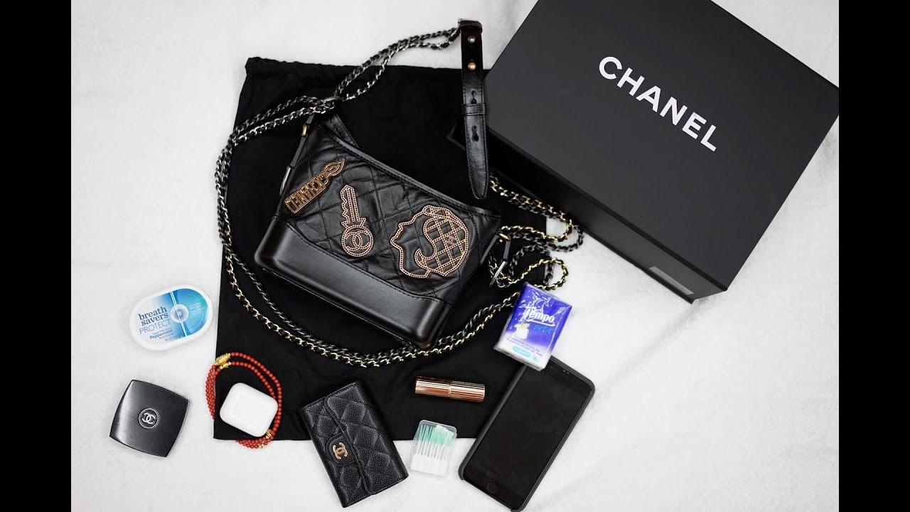 4b5c208885f CHANEL S GABRIELLE SMALL HOBO BAG - YouTube