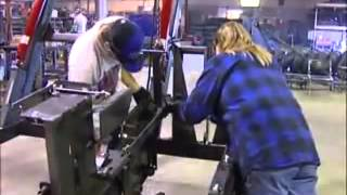 DuraTech Industries - Factory Tour - Heavy Equipment Manufacturing