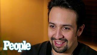 'Hamilton' star & 'Moana' composer Lin-Manuel Miranda says Sebastian Miranda is fully bilingual in English and Spanish, and is on his way to learning a third ...