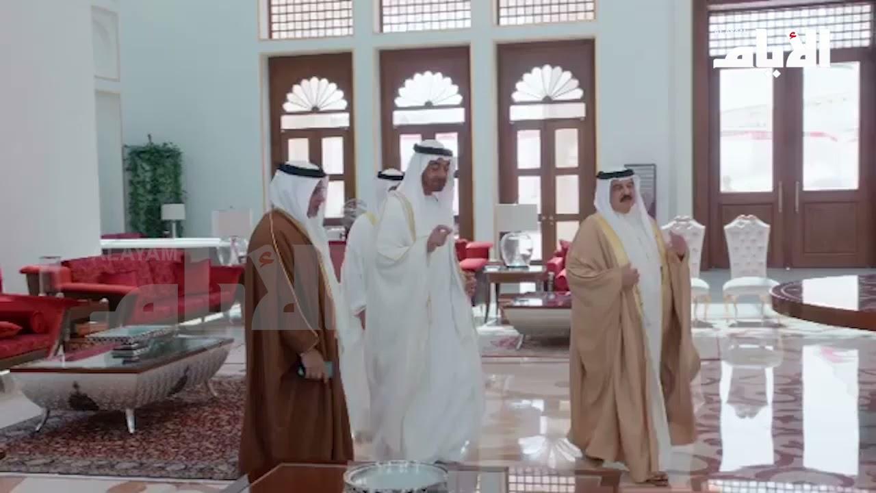 جلالة الملك المفدى يستقبل أخيه صاحب السمو الشيخ محمد بن زايد  - نشر قبل 2 ساعة