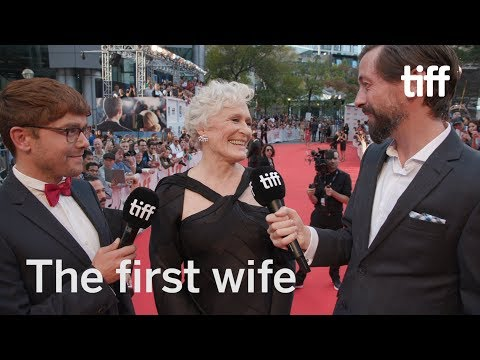Glenn Close is The Wife  TIFF 2017