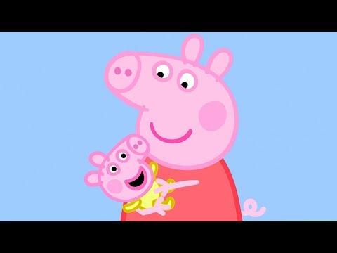 Peppa Pig En Español - Mi primito - Capitulos Completos