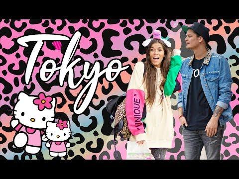TOKYO VLOG: DAY 3 | HELLO KITTY'S TOWN | SANRIO PUROLAND | SHOPPING IN HARAJUKU