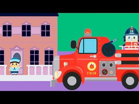 Мультики про пожарные машины для детей на русском языке новые серии!