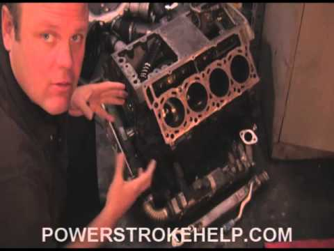 6.4L POWERSTROKE - TRIALS AND DIFFICULTIES