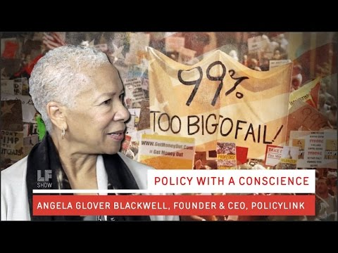 Policy with a Conscience: Angela Glover Blackwell