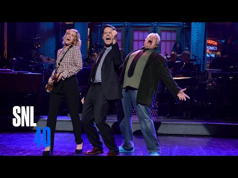 Monologue: Bill Hader Sings With Kristen Wiig And Harvey Fierstein - SNL
