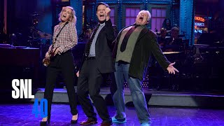 Monologue: Bill Hader Sings With Kristen Wiig And Harvey Fierstein - SNL