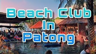 KUDO beach club and HOLLYWOOD discotheque in Patong Phuket Thailand with ladyboy transgender