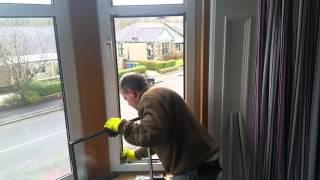 Replacing Glass in a double glazed PVC Window