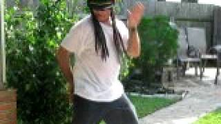 jamanican kimbia king dancer