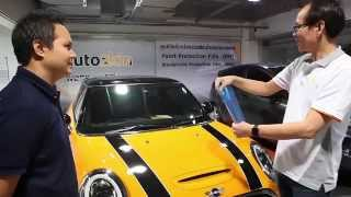 Euro Society : Autozkin Paint Protection Film