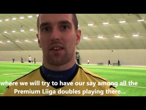 Raido Roman - Baltic Goal Of The Season Winner 2015