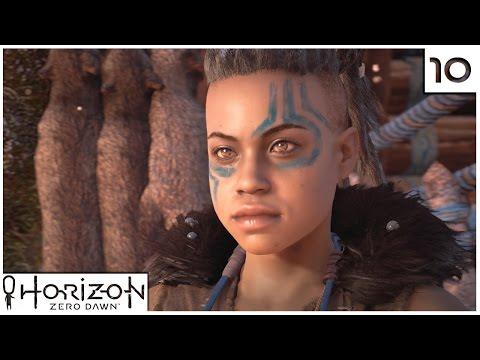 Horizon Zero Dawn - Ep 10 - A Seeker At The Gates - Let's Play Horizon Zero Dawn Gameplay