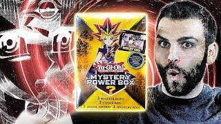 *NEW* YuGiOh EPIC Mystery POWER Box Opening! | FACTORY ERROR PACK? OH BABY!!