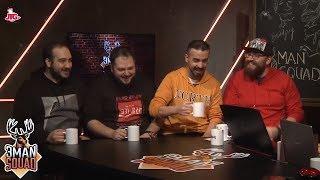 3-MAN SQUAD #1: Cem Gelinoğlu ve Post42 Geldi, Gülene Kadar Konuşturduk
