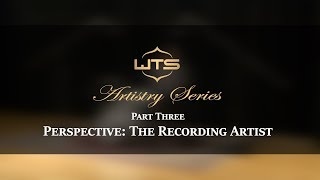 Experience the WTS Artistry Series drums - Part 3: The Recording Artist