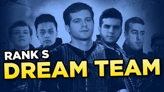 The Greatest Rank S Team of ALL TIME?! DaZeD + Stewie the unstoppable DUO