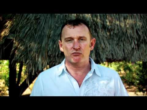 Andy Hawthorne in Haiti