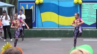 Уличные танцы: хип-хоп (hip-hop) - Соня и Ксюша Макиенко/Звездный-2015