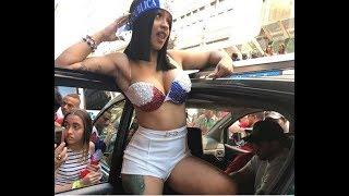 La rapera de origen dominicano que esta conquistando Estados Unidos!!!