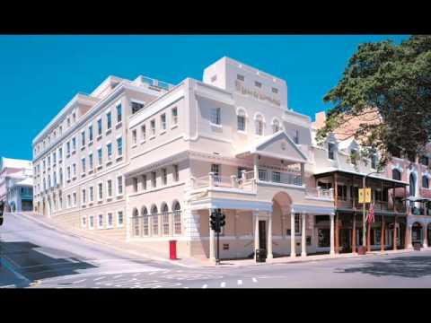 Cities of Bermuda, Hamilton, buildings,park ,leisur­e, tourism, history, women
