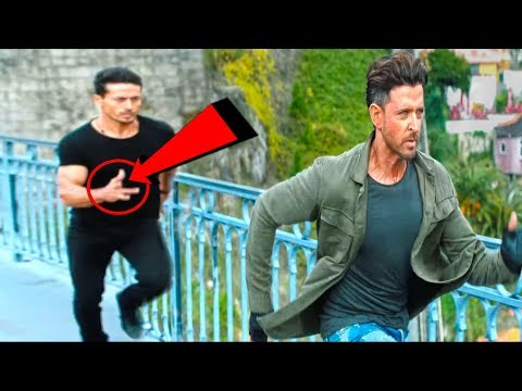 "(13 Mistakes) In War - Official Trailer | Plenty Mistakes In "" War "" - Hrithik Roshan & Tiger Shroff"