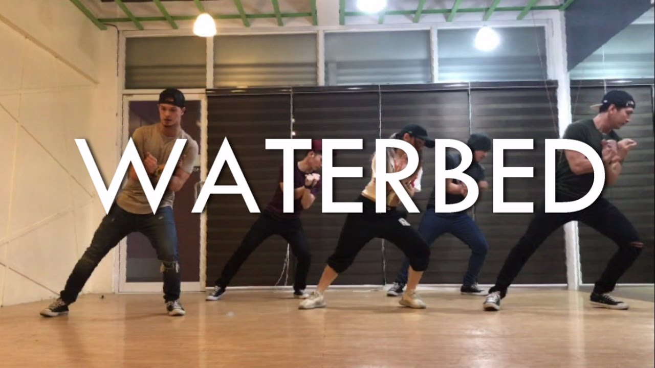 [DANCE] Waterbed || Ella Cruz