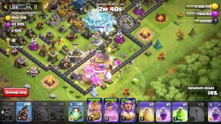 Clash of Clans Live Attacks