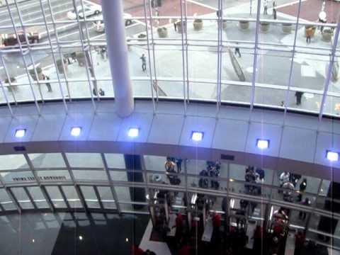Interior View #3 Of STAPLES Center   April 21, 2011