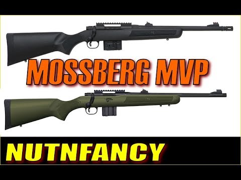 1/3 MOA In Field: Mossberg MVP [Full Review]