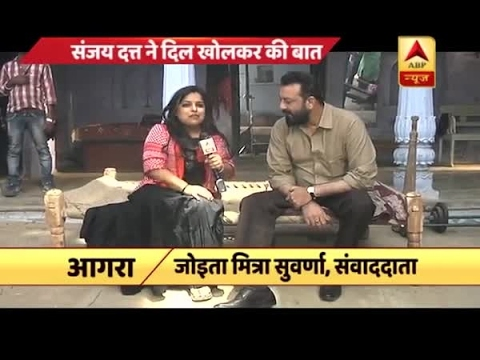 Sanjay Dutt reveals his upcoming films in an interview with ABP News