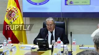 Spain: Interior Minister heads Terrorist Threat Assessment Board meeting following attacks