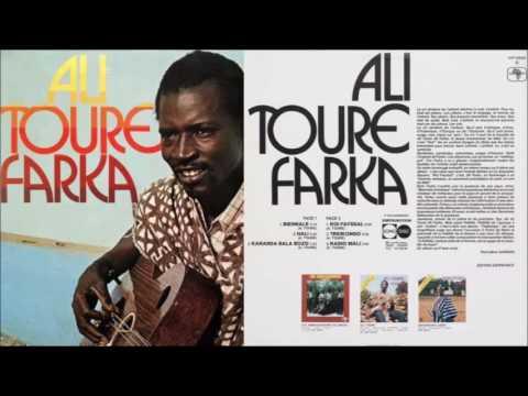 Ali Toure Farka [LP] (Ali 'Farka' Toure) (1976, vinyl)