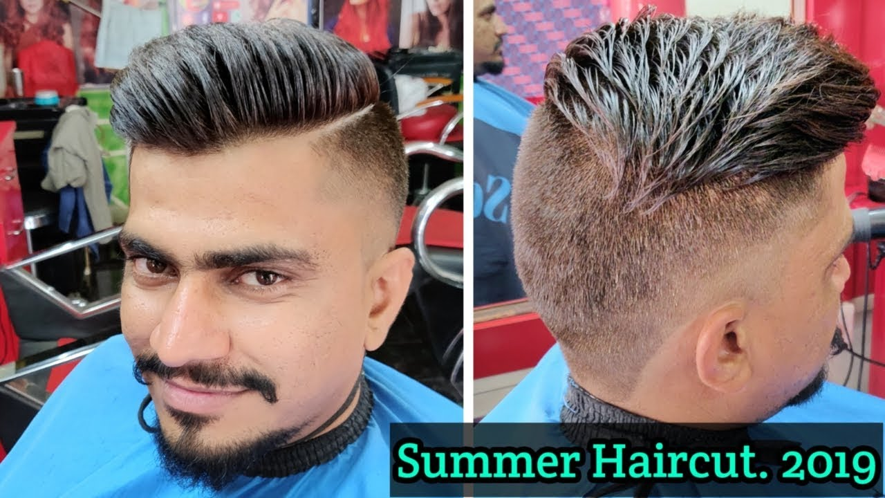 Best Summer Hairstyle For Indian Menboys 2019 Low Fade Haircut
