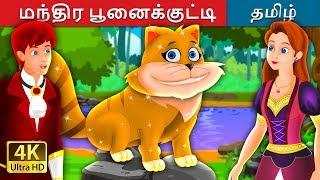 மந்திர பூனைக்குட்டி | The Magical Kitty Story in Tamil | Tamil Fairy Tales