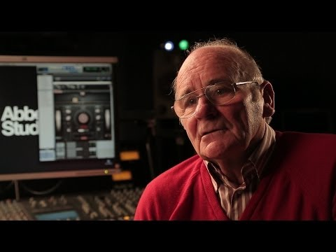 The ADT Story with Abbey Road Studios' Ken Townsend